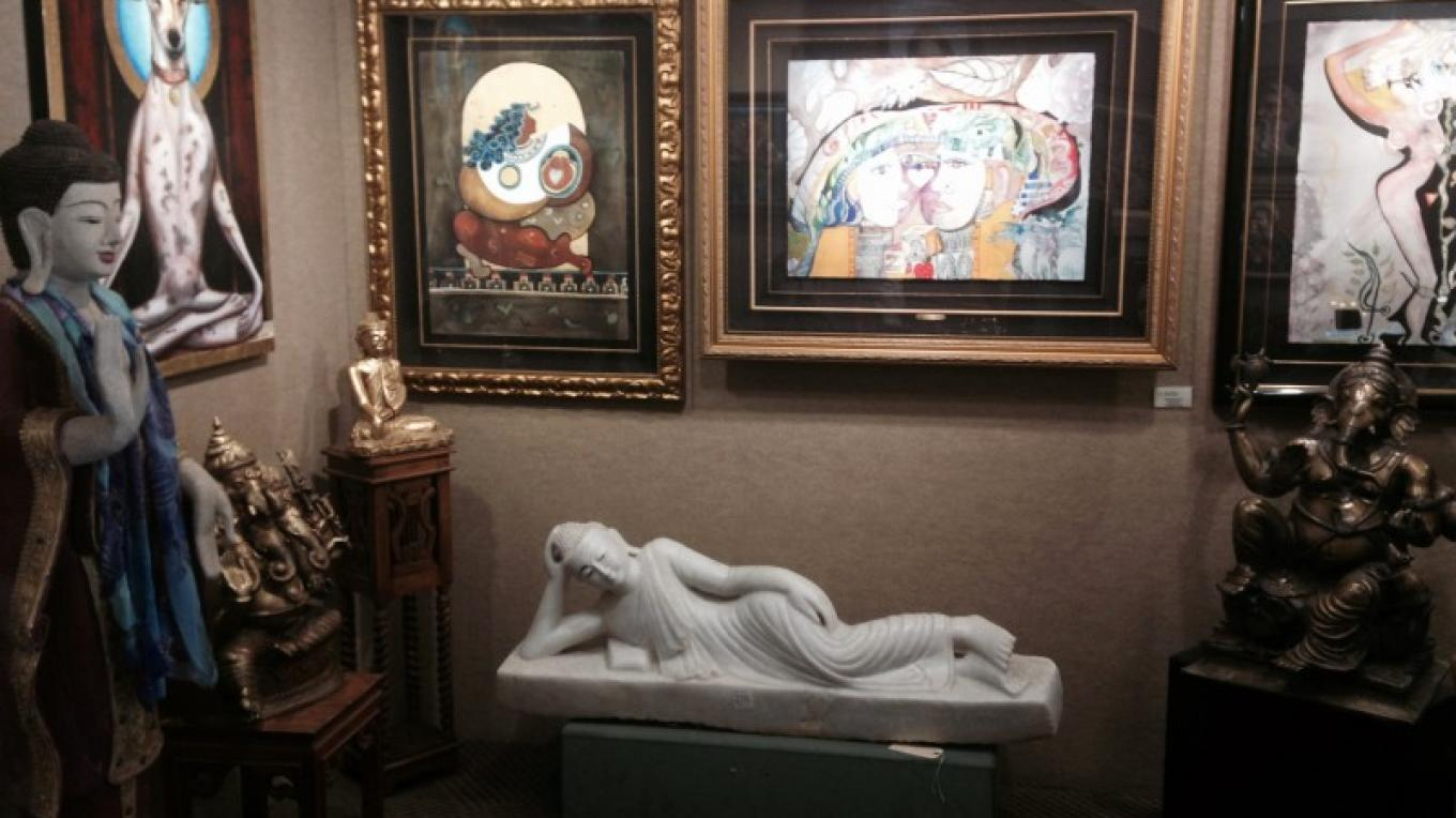 Sacred Art at Andrea Smith Gallery