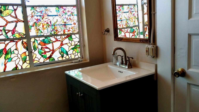 Bathroom in #205 – Daniel Conlin