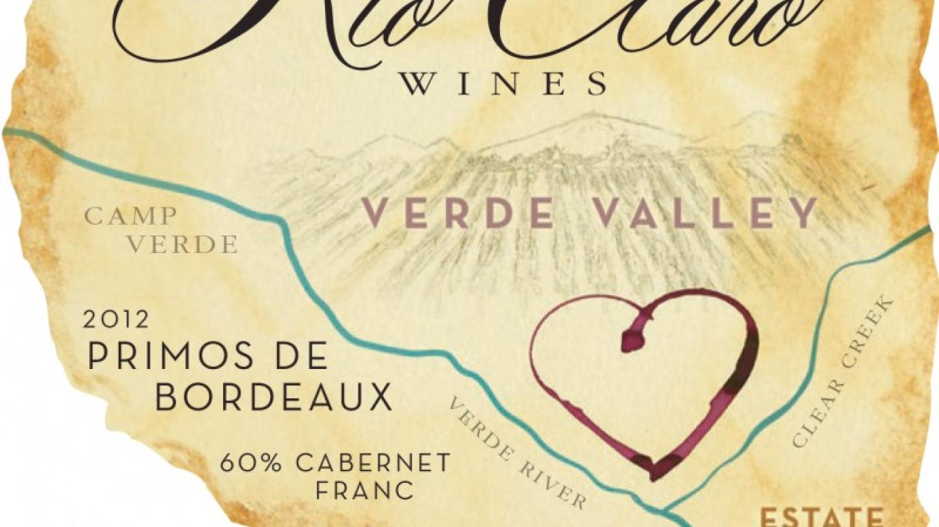 Rio Claro Wines label own by Clear Creek Vineyard & Winery