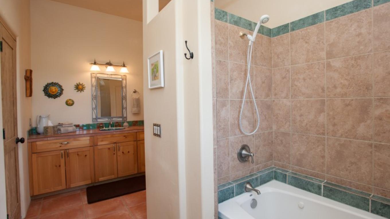 Bathroom/Shower. – Nina Hubbard