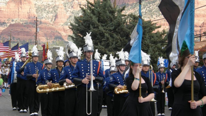 Chino Valley High School Marching Band – Sedona Main Street Program