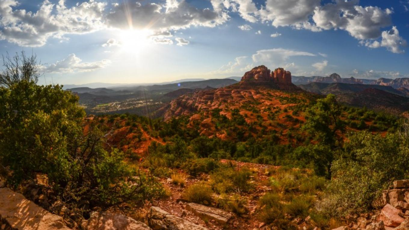 View from the mesa on Highline Trail – Dalton Zanetti