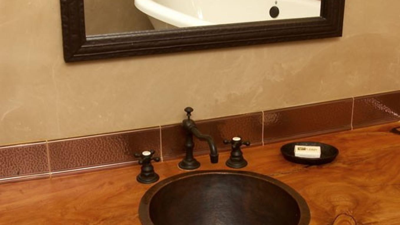 El Portal Sedona - The Rim View Suite Bath