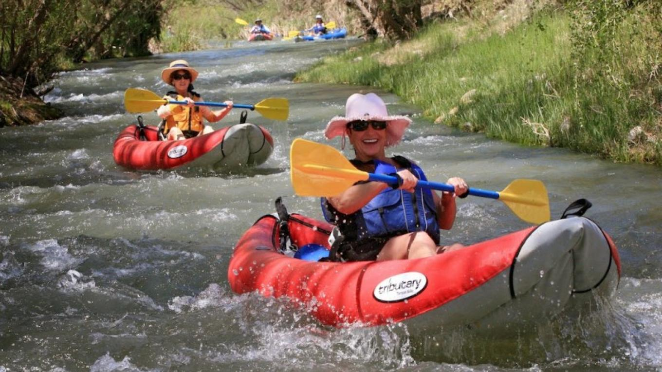 Kayaking fun on the Verde River – Verde Adventures