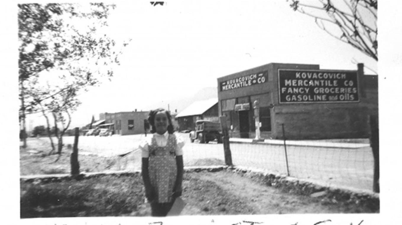 Verde Valley Mercantile Company, c. 1917