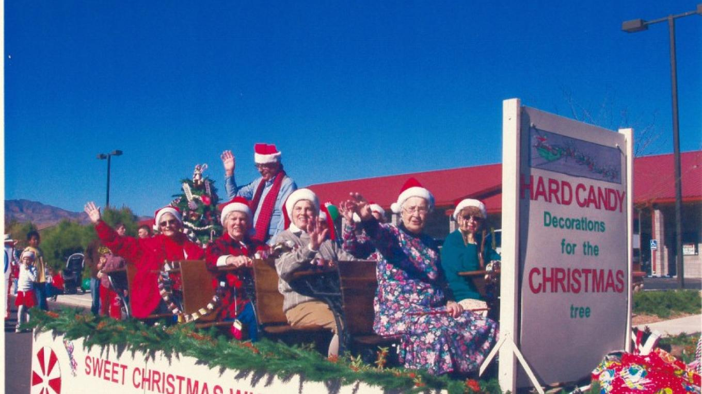 Cottonwood Christmas Parade – Museum Files