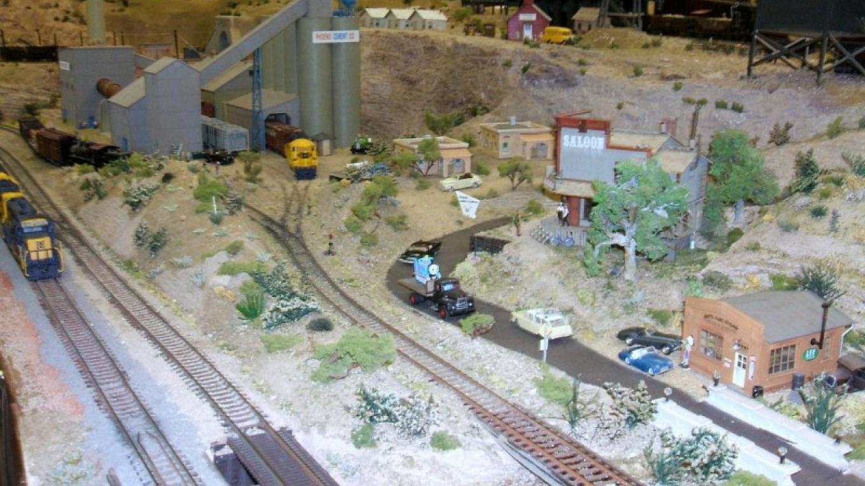 Train Room – Museum Files