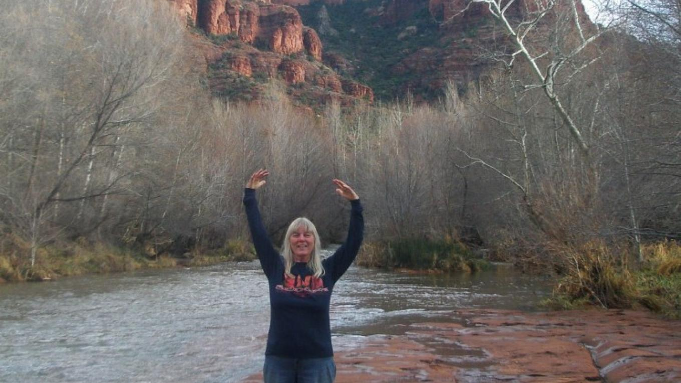 A Sedona healing Vortex tour with Healing From The Heart – Gino Romeo