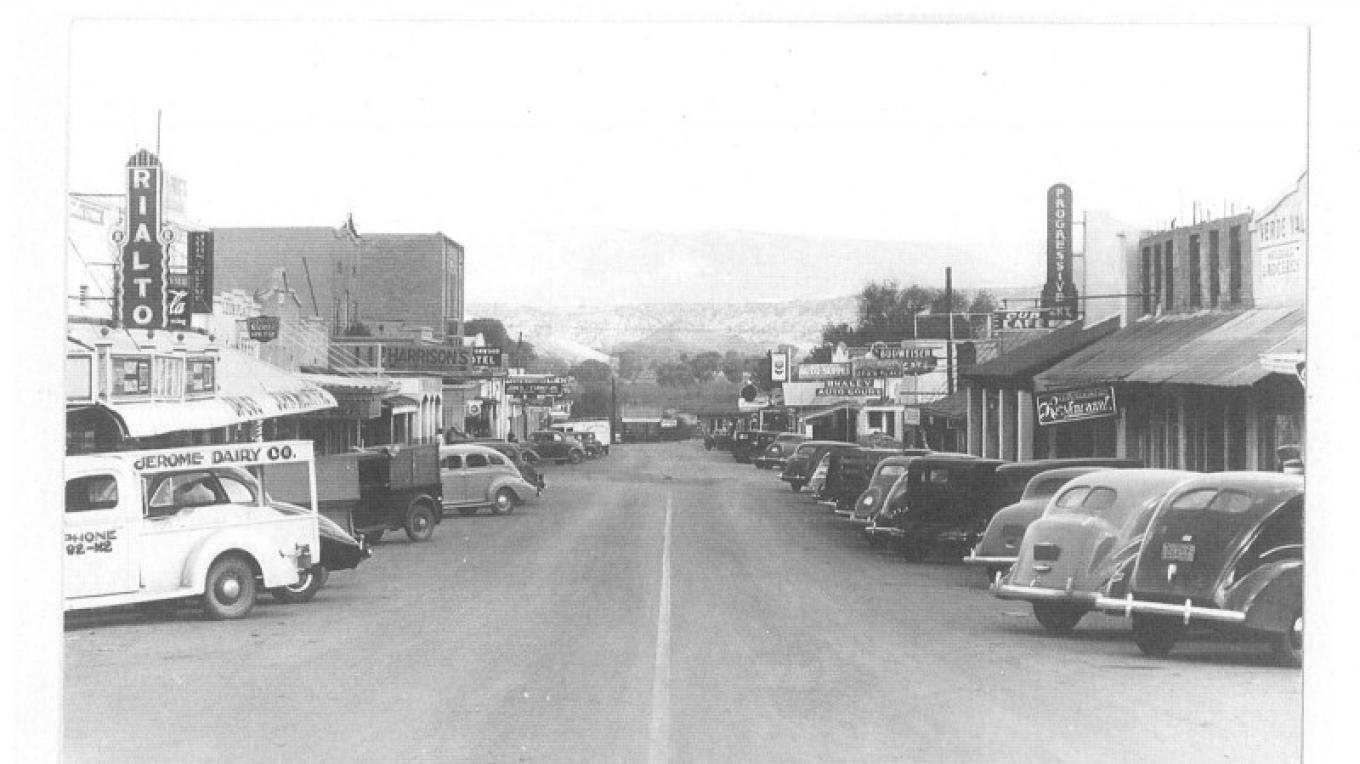 Old Cottonwood Town – Museum Files