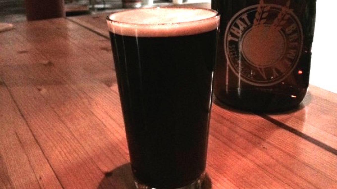 Monsoon Mud Stout – Tamara Morken