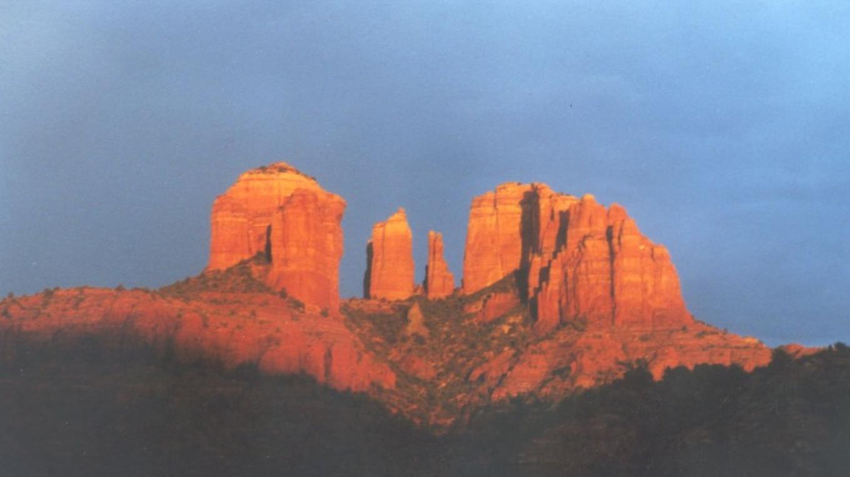 Cathedral Rock – John Faulconer