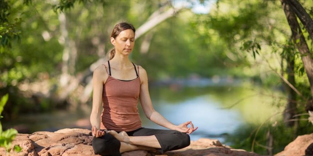 Creekside Meditation – RCP
