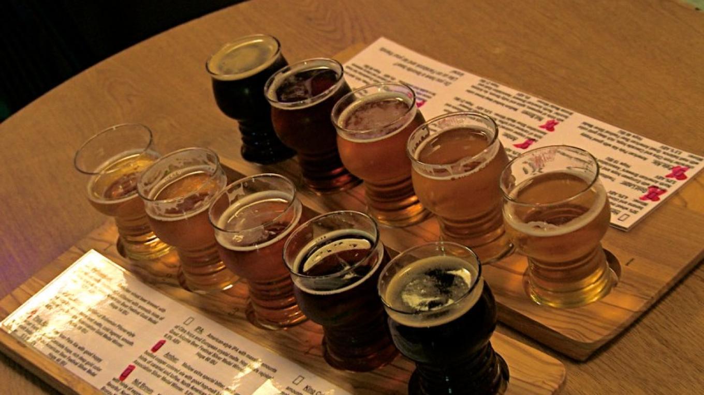 Beer Tasting – www.oakcreekbrew.com