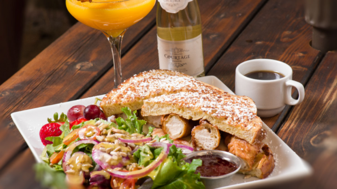 Breakfast + Lunch = Brunch served all day – Crema Craft Kitchen +Bar