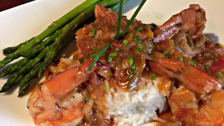 Shrimp creole – www.goldengoosegrill.com