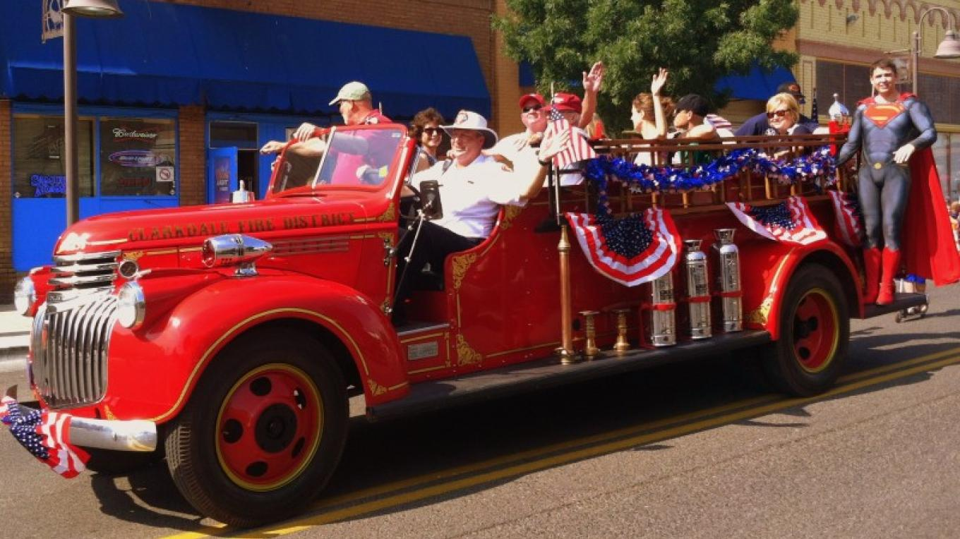 Fourth of July Parade – Jodie Filardo