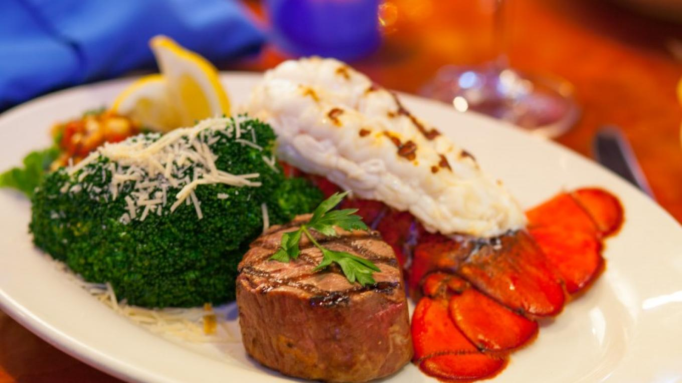 All Natural Beef & Cold Water Lobster Tail – Bob Coates Photography