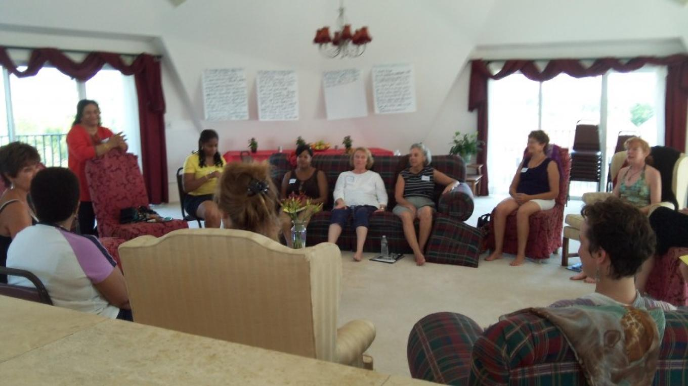 Group Training Developing Intuition and Higher Knowing