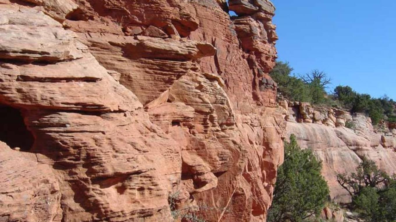 Trail gets narrow – William Bohan