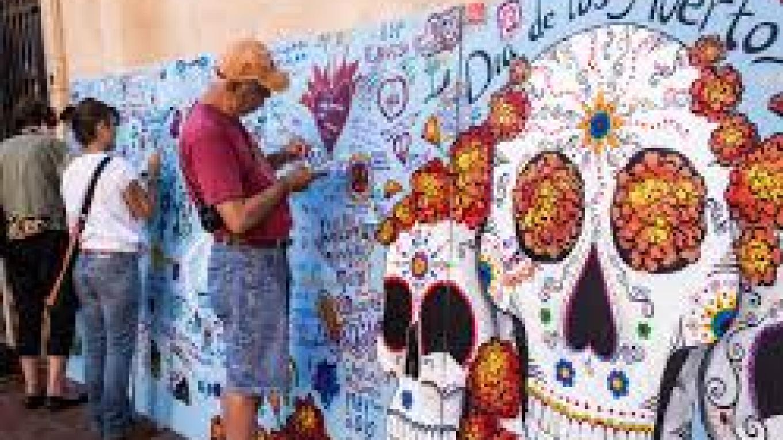 El Portal Sedona Annual Festivals & Events - Dia de Los Muertes
