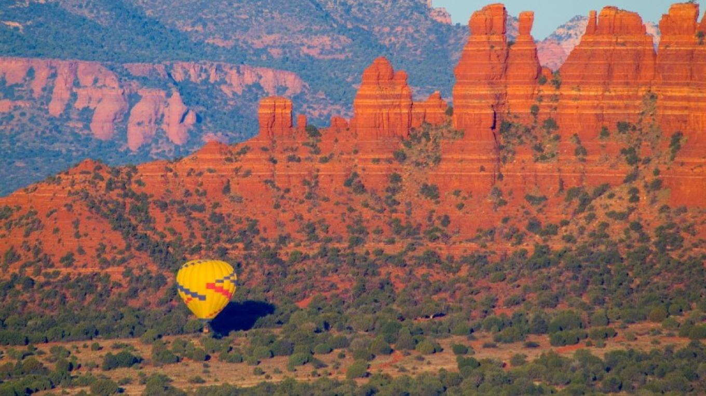 Hot Air Balloon – Property of Sedona Chamber