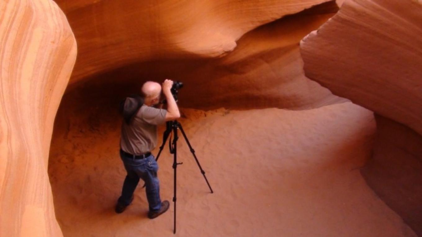 For photographers, Antelope Canyon is a must see. – Jim Reich
