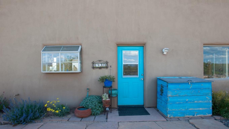 Main entry door. – Nina Hubbard