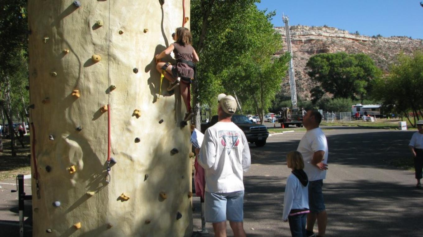 Annual Verde River Day festival is a community event with many activities. – Arizona State Parks