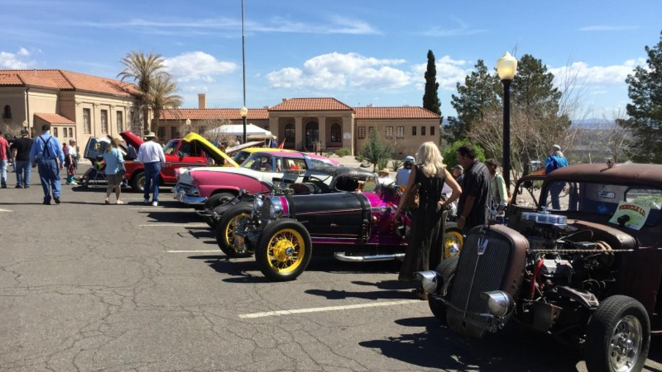 Annual Car Show at Town Hall – Beth Escobar