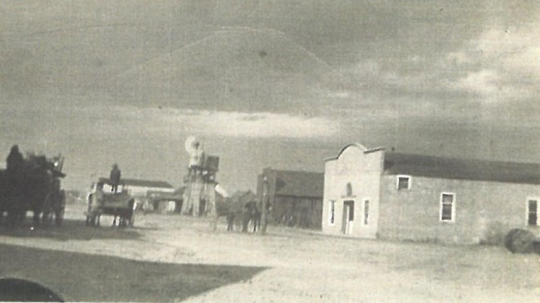 Camp Verde Dance Hall, c. 1915
