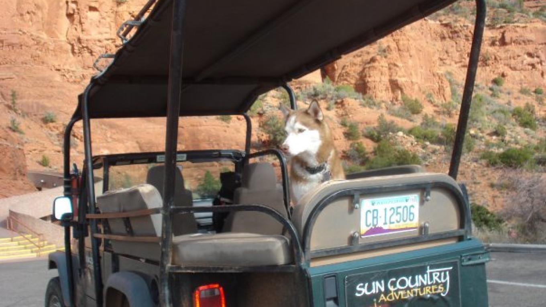 El Portal Sedona - Jeep Tours