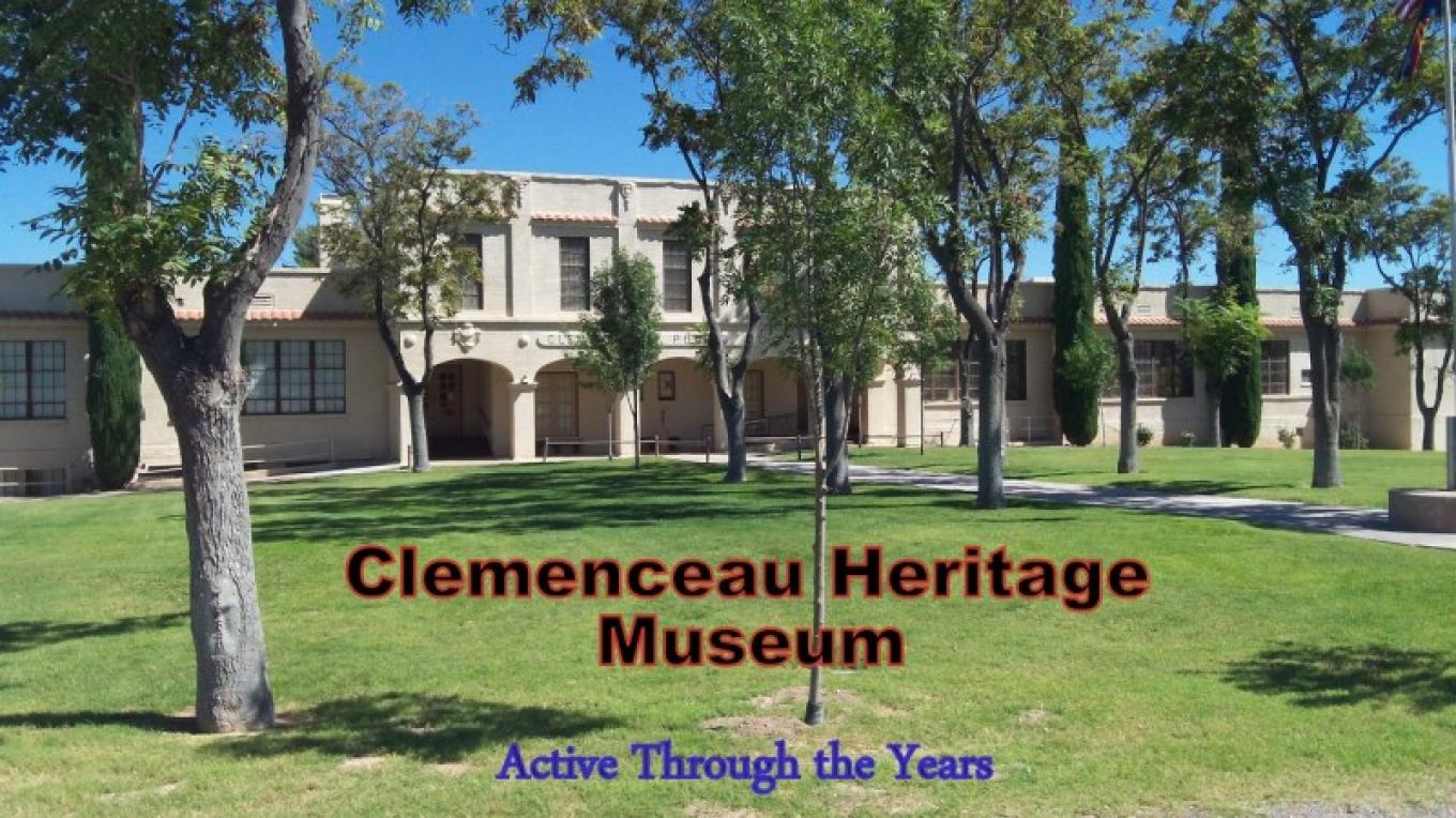 Home of the Clemenceau Heritage Museum – Museum Files