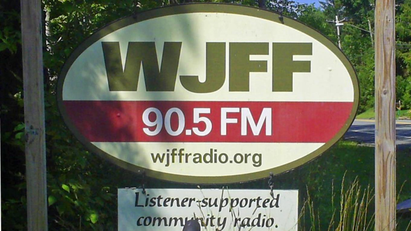 WJFF is North America's only hydro-powered radio station – Jason Dole