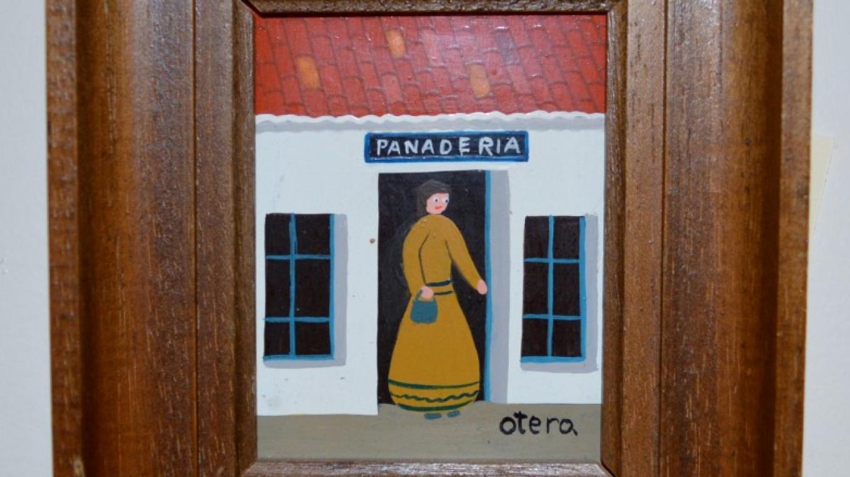 Little Oil Painting – Anne Hart