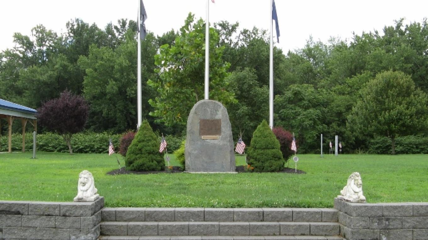 Monument to the boys from Matamoras/Westfall Township who lost their lives in different conflicts. – Photograph by: Veterans Memorial Park and Education Center
