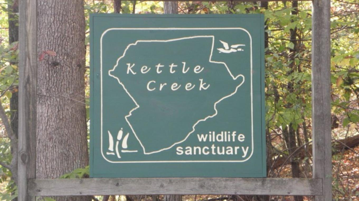 Kettle Creek Wildlife Sanctuary