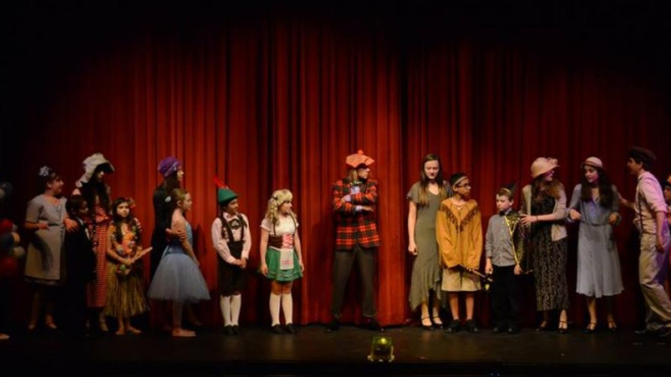 CSC's Young Performers Workshop showcases the talents of the area's youth.