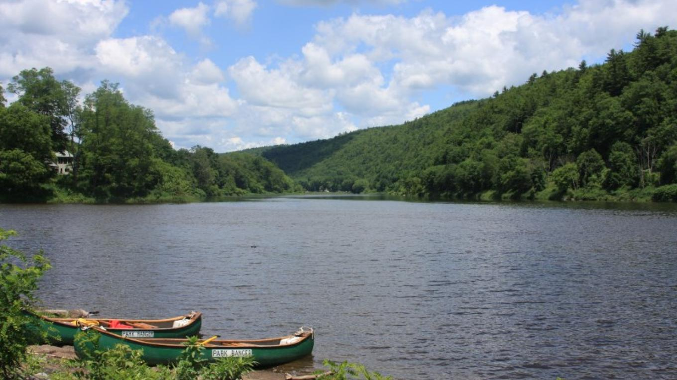 Upper Delaware scenic and recreational river – Photography by: National Park Service
