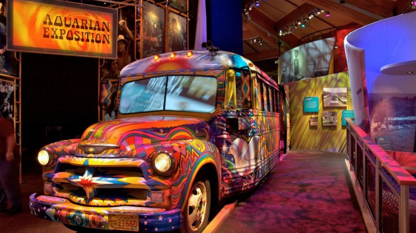 The Bus - The Museum at Bethel Woods