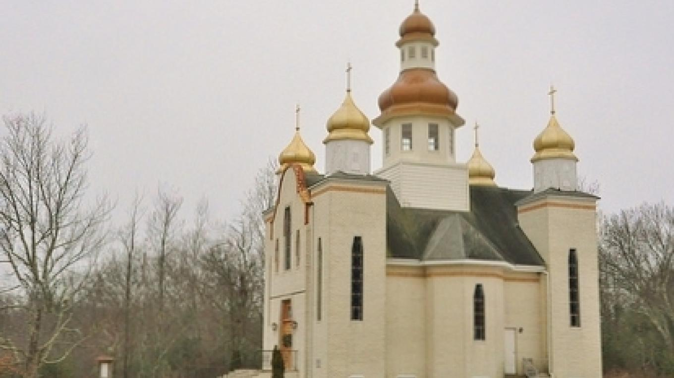 Sts. Peter and Paul Ukrainian Orthodox Church, Glen Spey, NY – Christine Smetaniuk