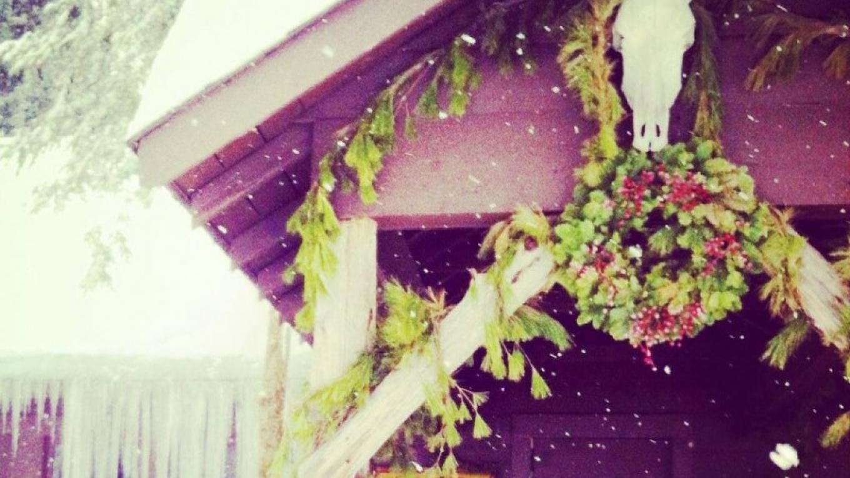 Winter at the Inn – Jim Heigis