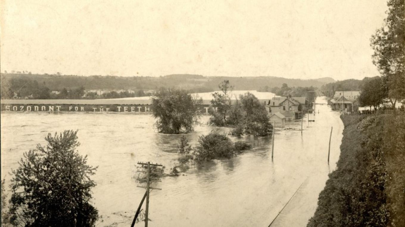 Flood of 1903 – James Steele