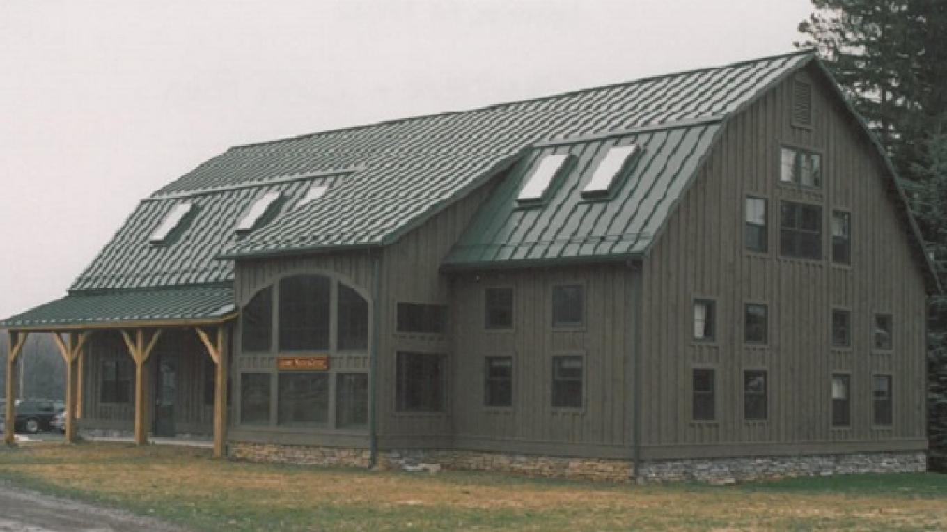 The Nature Conservancy's Hauser Nature Center – George C. Gress