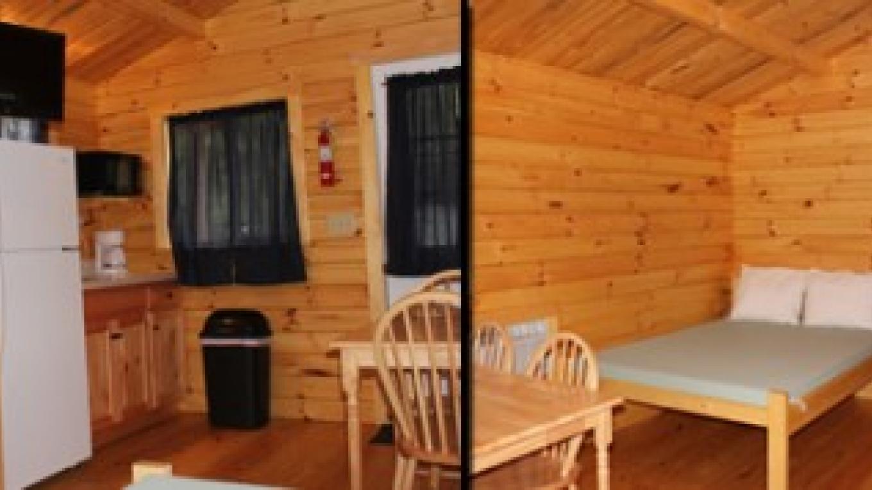 Deluxe Cabin Rental