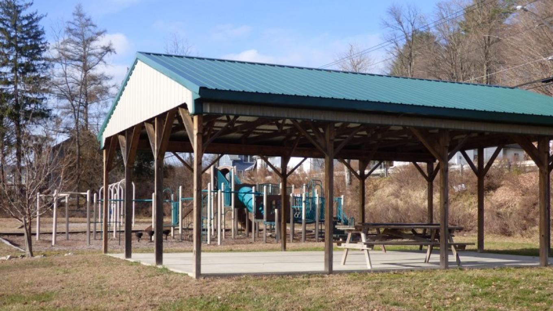 facilities in Sparrowbush park – Lynn M. Burns