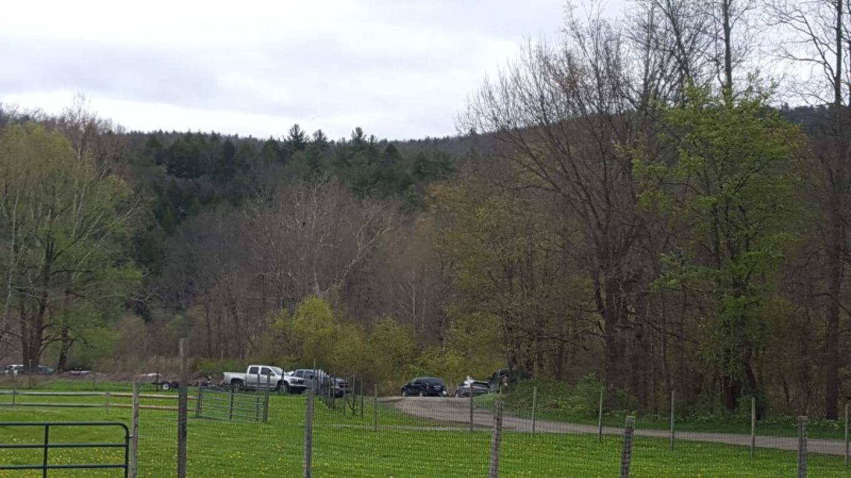 View of the popular Shehawken access, near Hancock. – Bill Gross