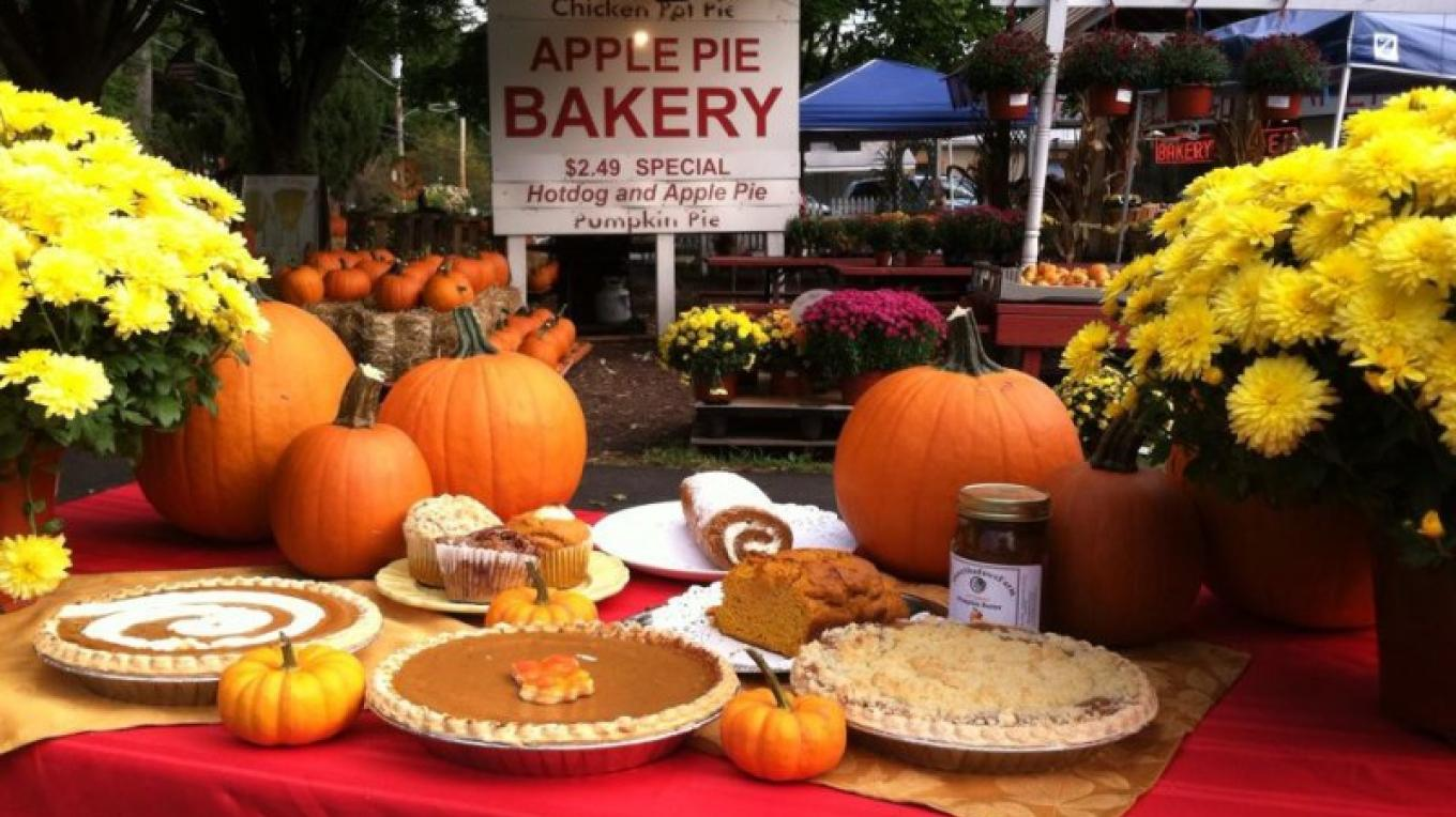 Photograph by: Stroudsburg Old Time Farmers' Market