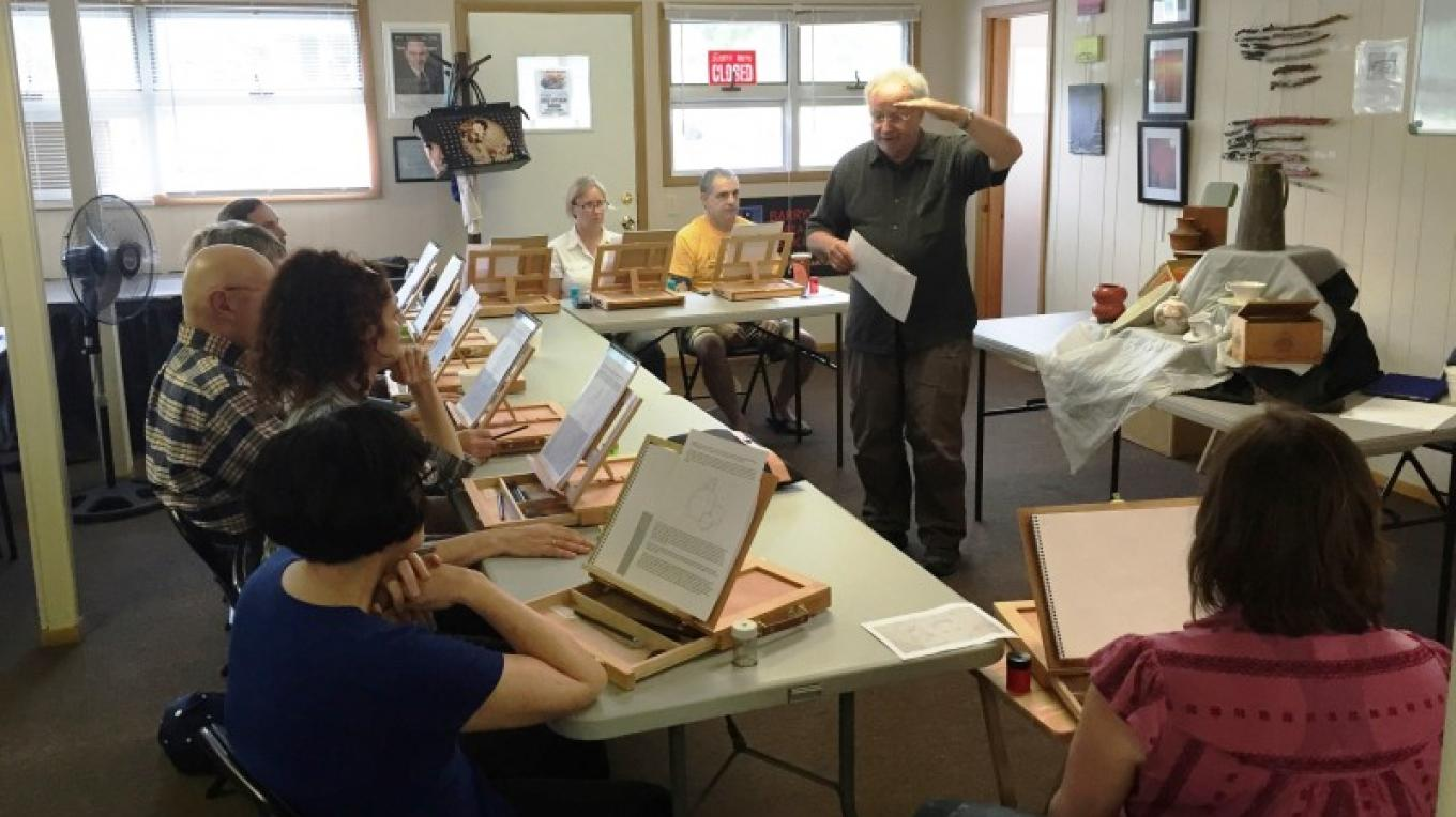 Drawing Class – Artists' Market Community Center