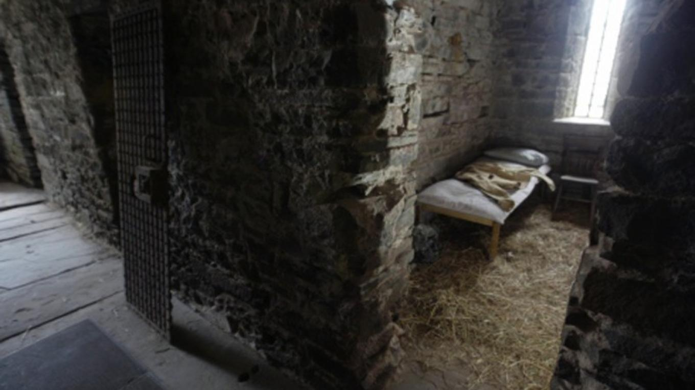 Inside a jail cell – Wayne County Historical Society