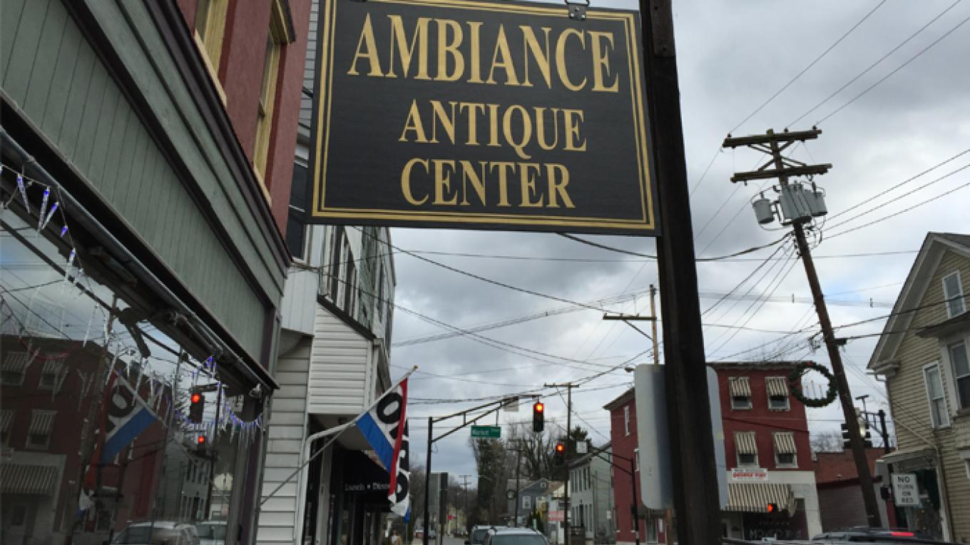 Ambiance Antique Store, on Water Street – Patricia Butler